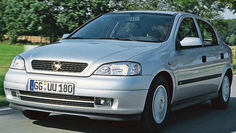 Opel Astra - G