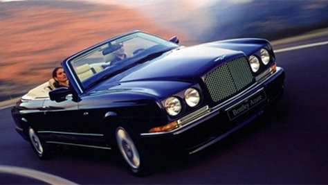 Bentley Azure - Gen. 1