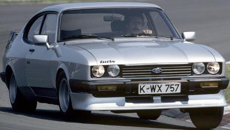 Ford Capri - MK 3