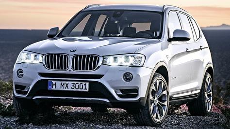 BMW X3 - F25