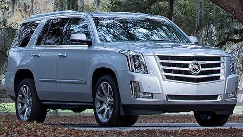 Cadillac Escalade - GMTK2XL