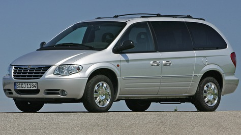 Chrysler Grand Voyager - RG