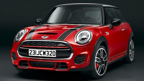 mini john cooper works f56. Black Bedroom Furniture Sets. Home Design Ideas