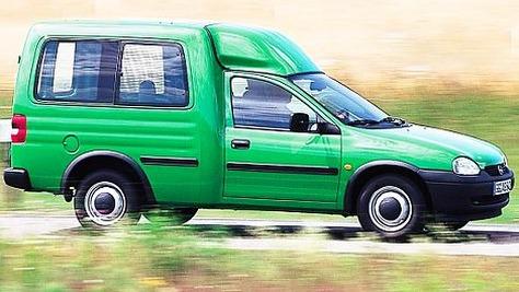 Opel Combo - B