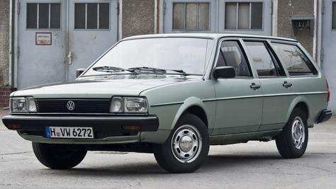 VW Passat - B2 (Typ 32B)