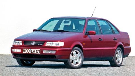 VW B4 (Typ 3A)