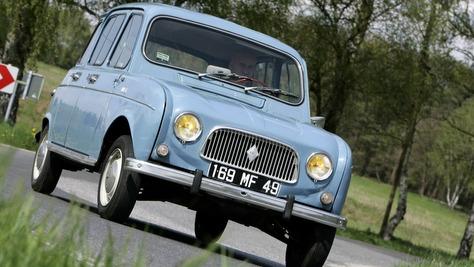 Renault 4 - I