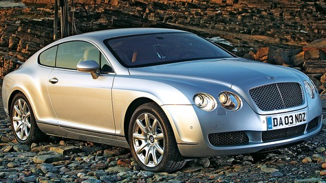 Bentley Continental GT - I