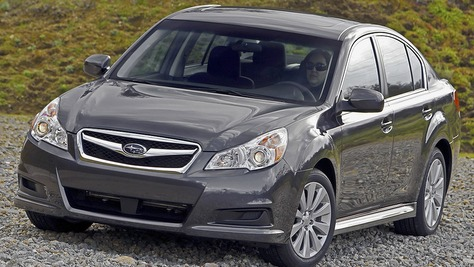 Subaru Legacy - BM/BR