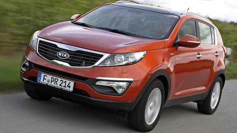 Kia Sportage - III (SL)