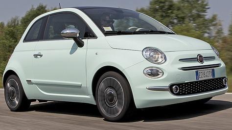 Fiat 500 - 500
