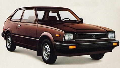 Honda Civic - II