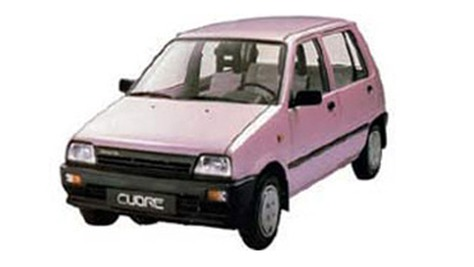 Daihatsu Cuore - L80