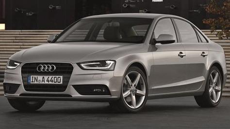 Audi A4 - B8