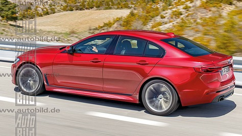 BMW G20 © Larson