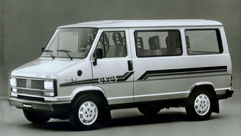 Fiat Ducato - Typ 280/290