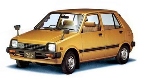 Daihatsu Cuore - L55/L60