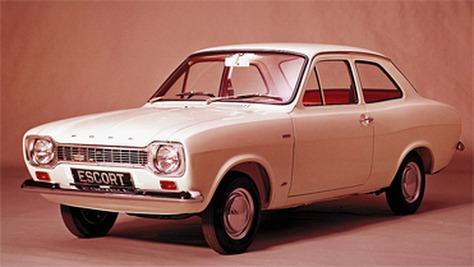 Ford Escort - MK 1