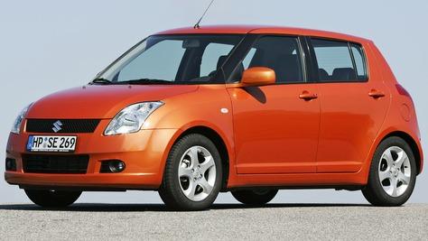 Suzuki Swift - IV (MZ)