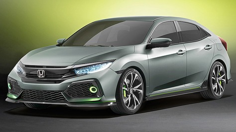 Honda Civic - X