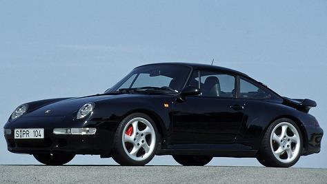 Porsche 911 Turbo - 993