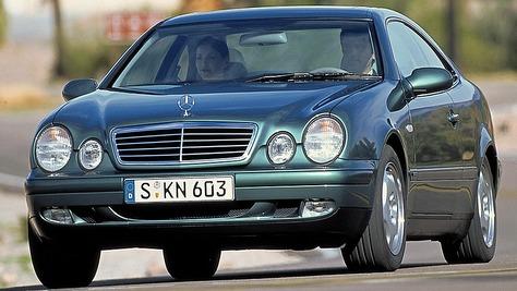 Mercedes CLK-Klasse - C 208 / A 208