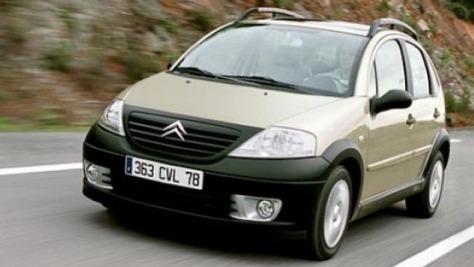 Citroën C3 X-TR