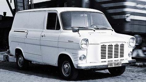 Ford Transit - Gen. 2