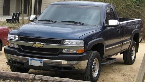 Chevrolet Silverado - I (GMT800)