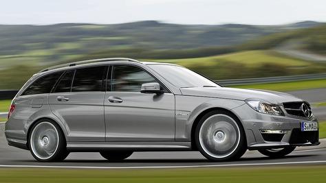 Mercedes-AMG C-Klasse