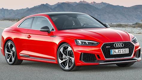 Audi II (F5)