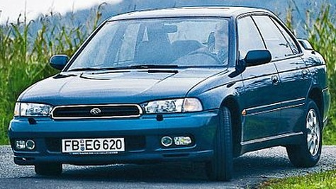 Subaru Legacy - BD/BG