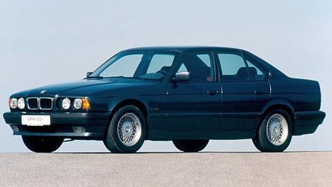 BMW 5er - E34