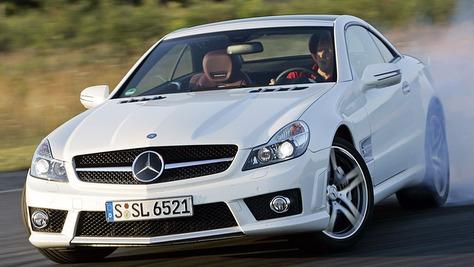 Mercedes-AMG SL - R 230