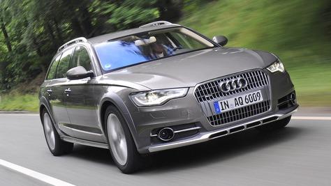 Audi A6 allroad quattro - C7