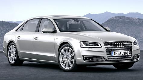 Audi A8 - D4