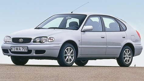 Toyota E110
