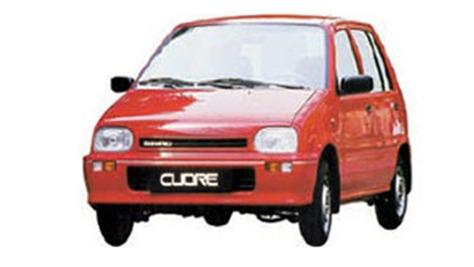 Daihatsu Cuore - L201