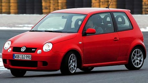 VW Lupo GTI