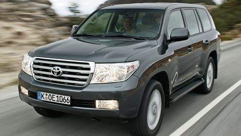 Toyota Land Cruiser - J20