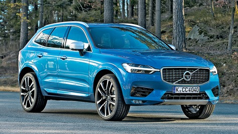 Volvo II © Volvo Cars