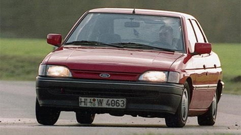 Ford Escort - MK 5