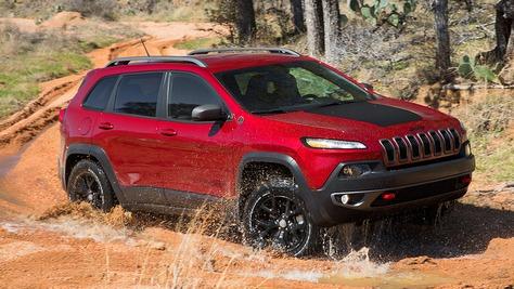 Jeep Cherokee - KL