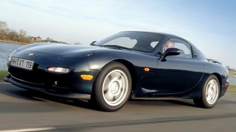 Mazda FD3S efini