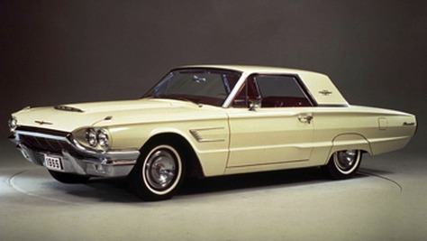Ford Thunderbird - Flair Birds