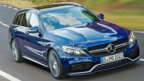 Mercedes-AMG C-Klasse - W 205