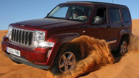 Jeep Cherokee - KK
