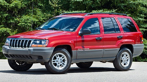 Jeep Grand Cherokee - WJ
