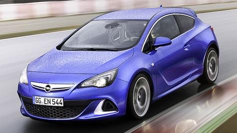 Opel Astra OPC - J