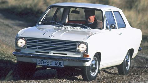Opel Kadett - B